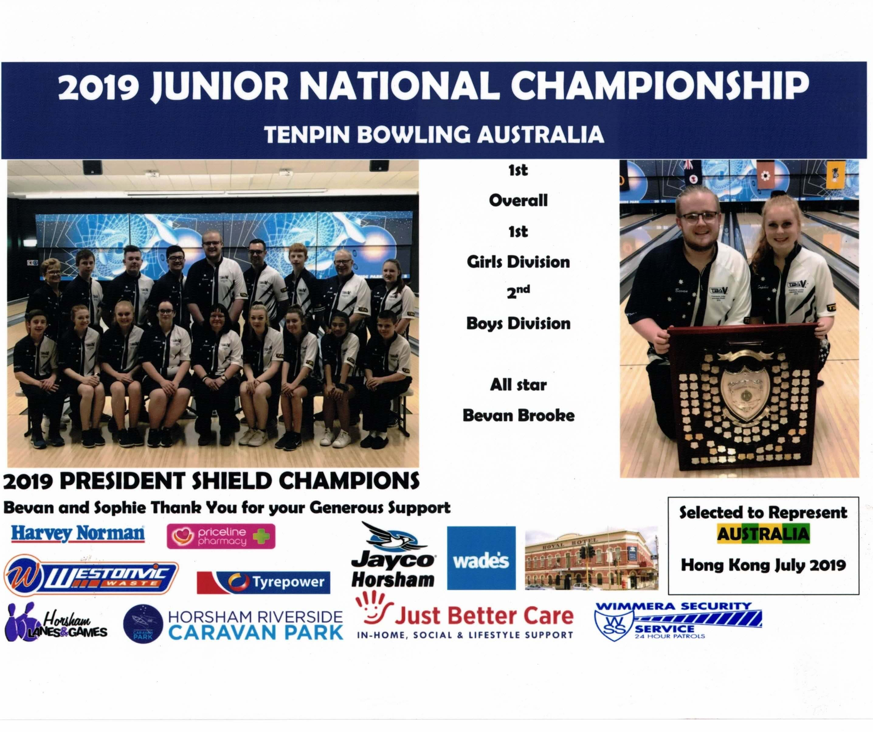 Junior National Bowling Championship