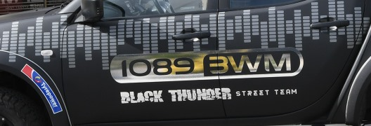 3WM Radio Sponsored Vehicle